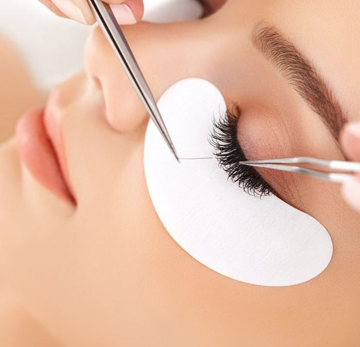 IRRITATION DURING A LASH EXTENSIONS APPLICATION – a common cause