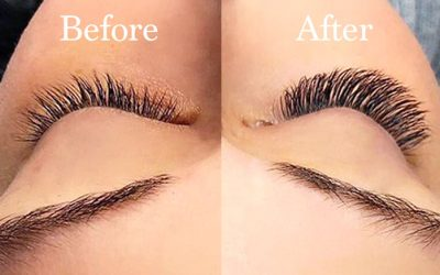 Eyelash Extensions: What to Expect during a Lash Application