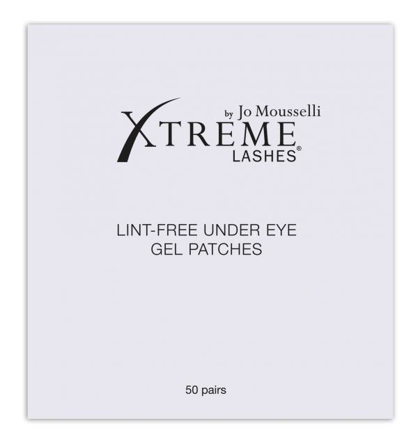Lint-Free Under Eye Gel Patches (50 pairs)